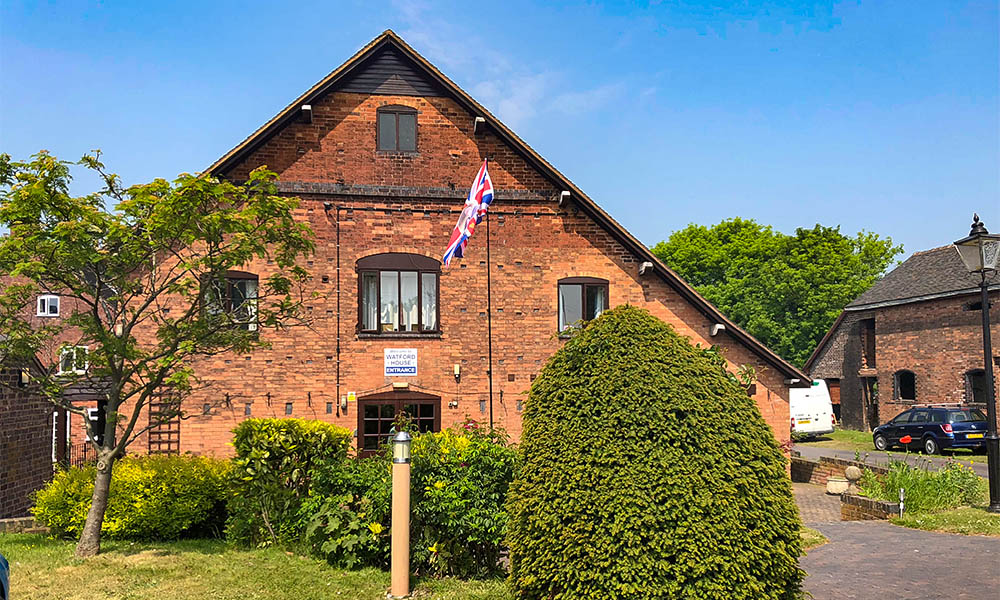 watford house care home in Lichfield